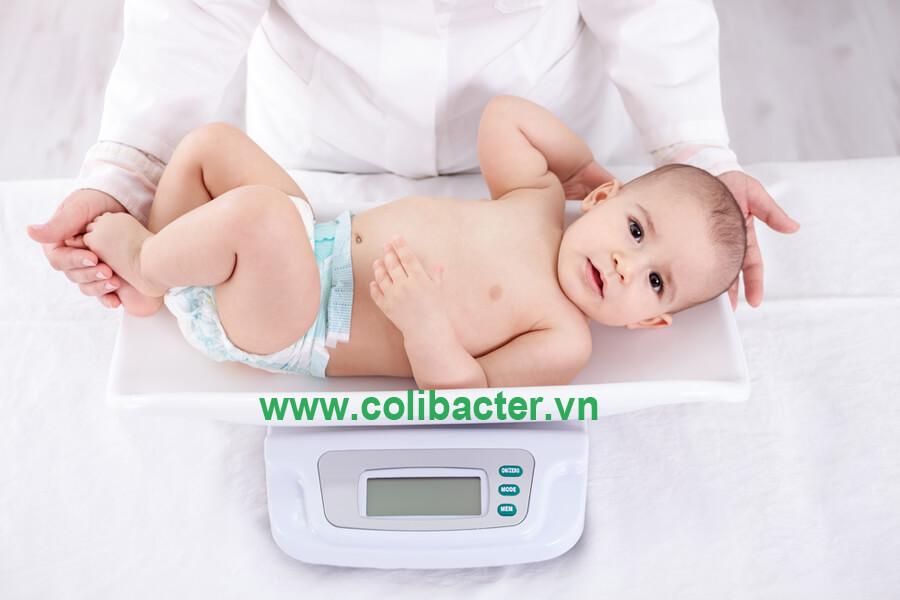 bảng chiều cao cân nặng trẻ sơ sinh