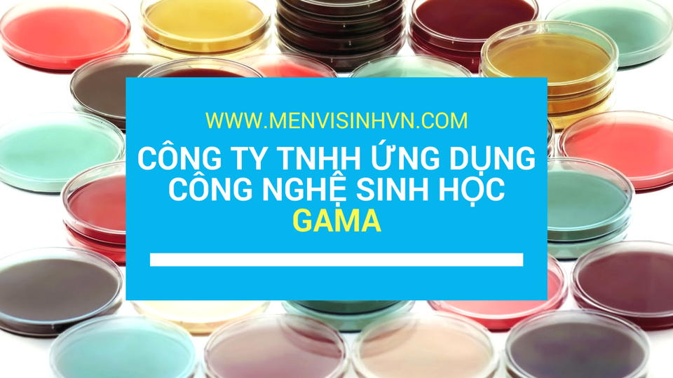 cong ty tnhh ung dung cong nghe sinh hoc GAMA