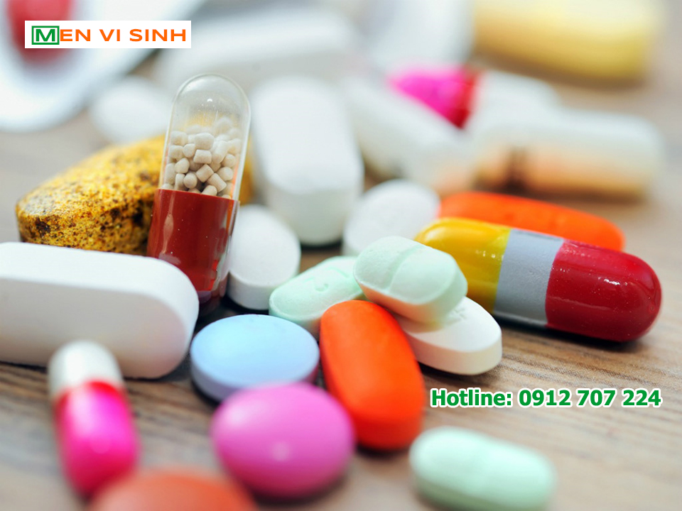 dùng thuốc kháng sinh cho trẻ em