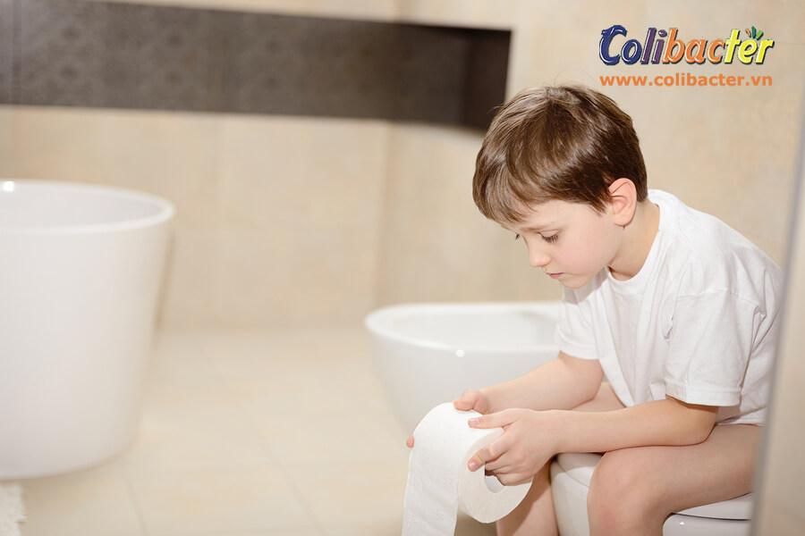 xử lý khi trẻ bị tiêu chảy cấp